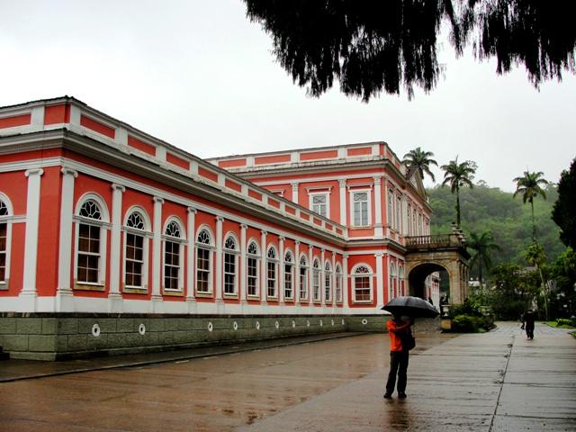 Palacio Imperial de Petrópolis