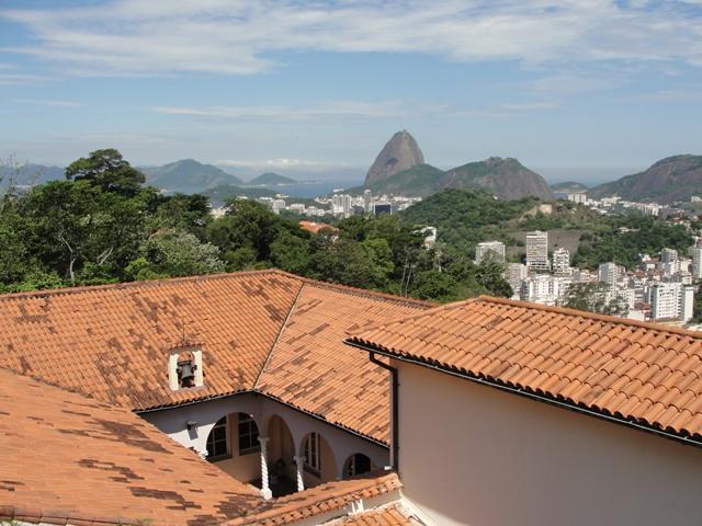 El Pan de Azúcar visto desde la terraza de Casa579