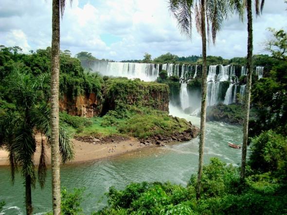 Cataratas de Iguazú, en Argentina