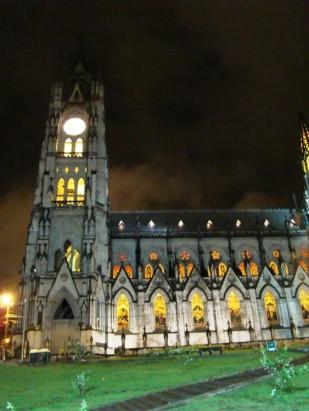 Basílica del Voto Nacional (Foto: Johan Ramírez)