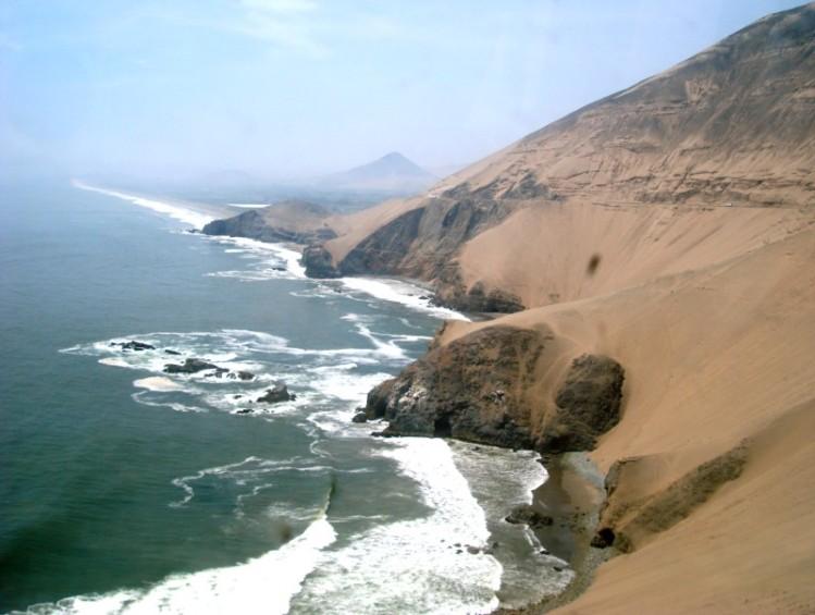 Cuando apareció el mar (Foto: Johan Ramírez)