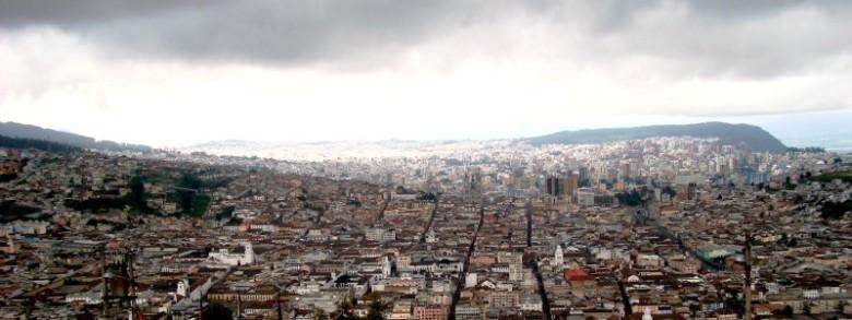 Quito larga, ancha, llana, apacible (Foto: Johan Ramírez)