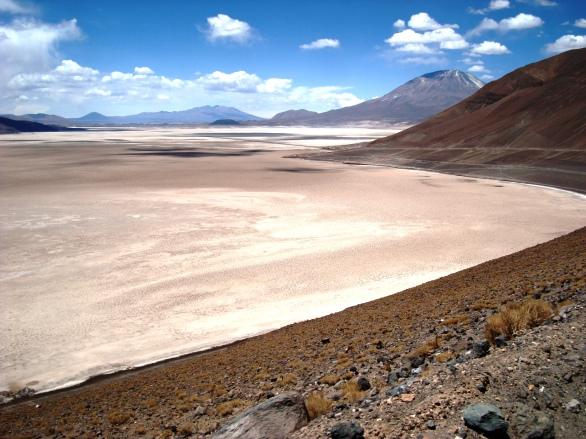 El desierto de Atacama es el lugar más seco del planeta (Foto: Johan Ramírez)