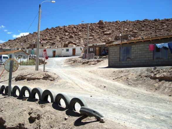 Así viven en el desierto de Atacama (Foto: Johan Ramírez)