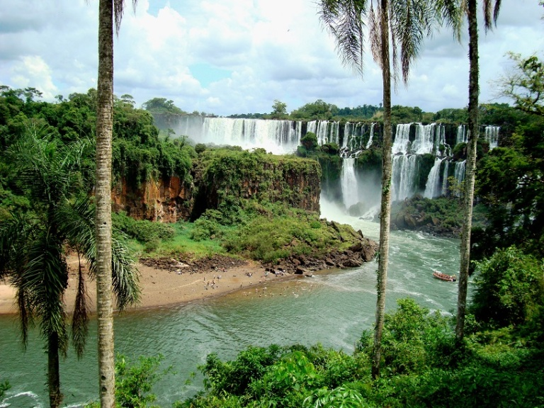 Cataratas de Iguazú 3. JOHAN RAMÍREZ