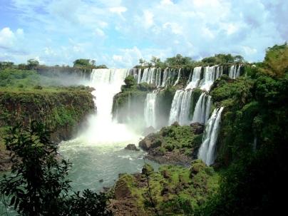 Cataratas de Iguazú. JOHAN RAMÍREZ