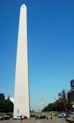 Obelisco de Buenos Aires. JOHAN RAMÍREZ