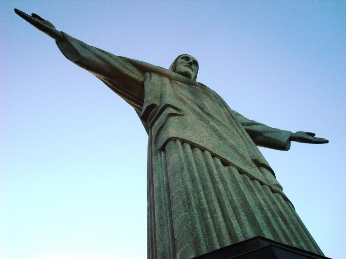 Cristo Corcovado, Río de Janeiro 2. JOHAN RAMÍREZ